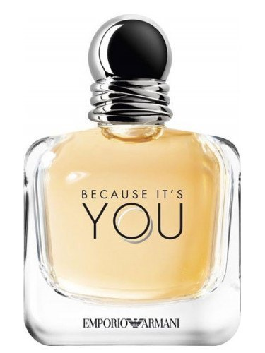 Because Its You de Emporio Armani