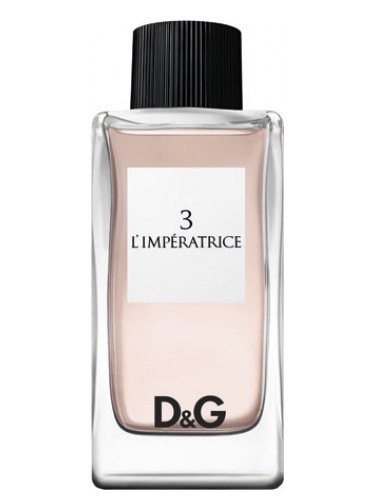 D&G Anthology L`Imperatrice 3 de Dolce&Gabbana